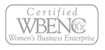 Certified WBENC Business Enterprise